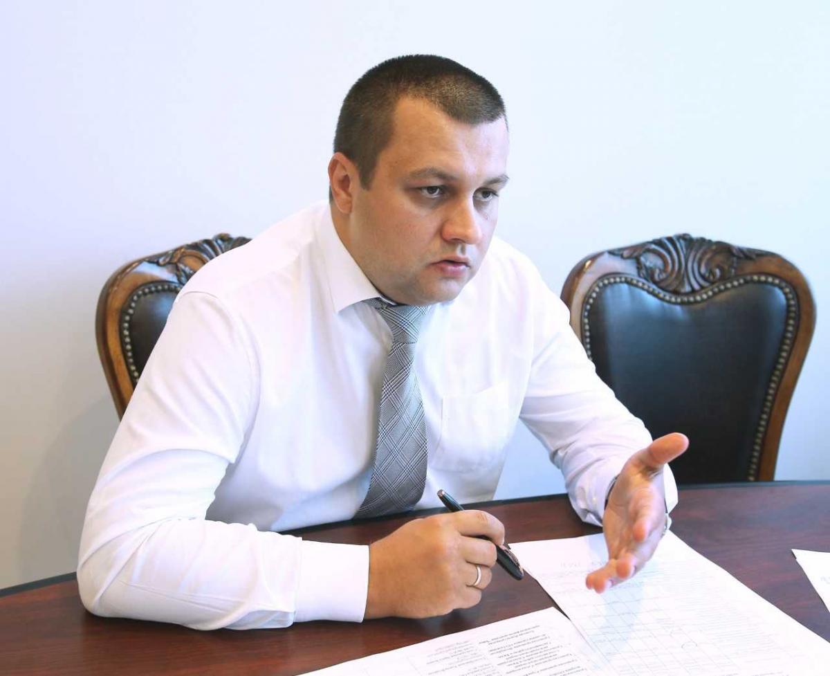 Інтерв'ю Сергія Комнатного інформаційній агенції УНІАН