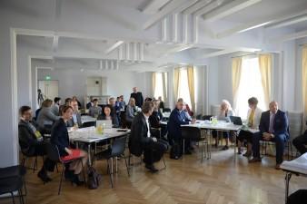 У Таллінні представлено проектну пропозицію Держмолодьжитла